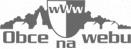 Obce na webu